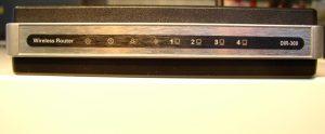 Роутер DLink DIR-300.