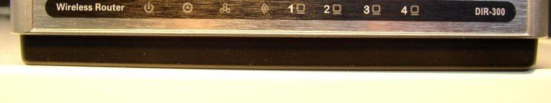 Настройка DIR-300 DLink.