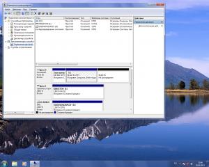 Windows 7. Управление дисками.