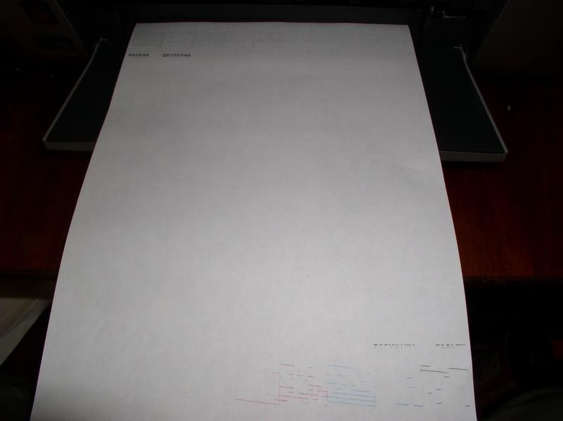 Заправка принтера epson