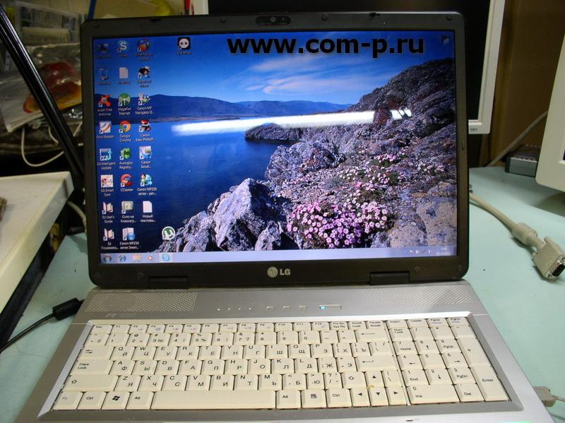 Ноутбук LG R700.