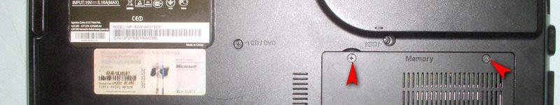 Разборка и чистка ноутбука Samsung R20