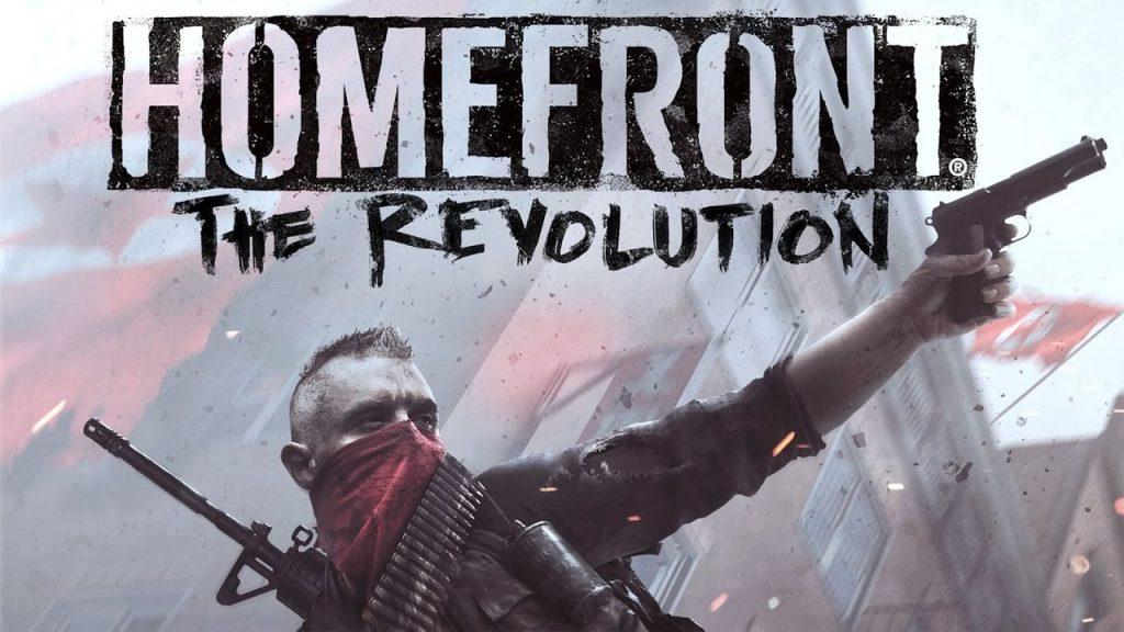 Homefront the revolution
