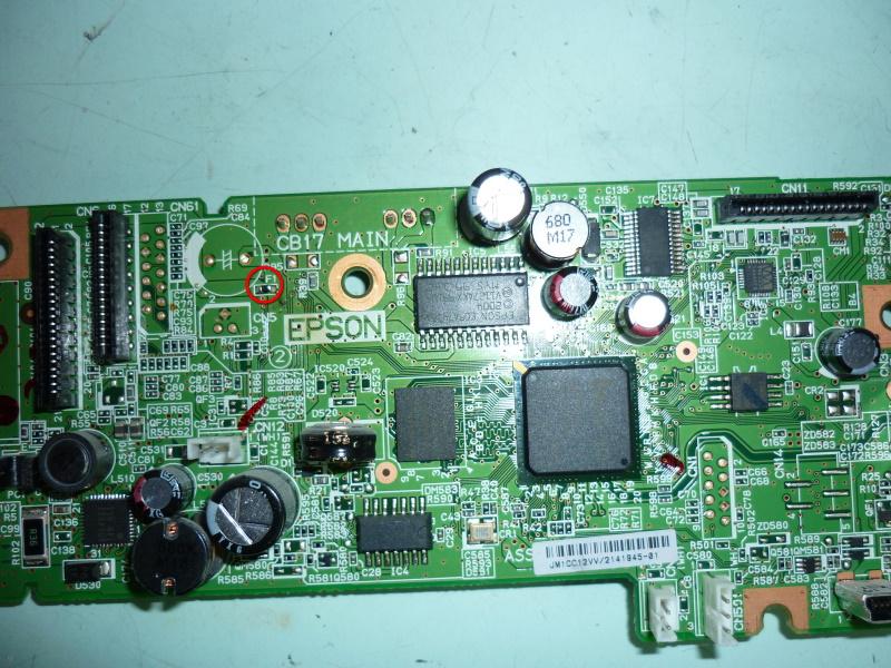 МФУ Epson Stylus SX430W
