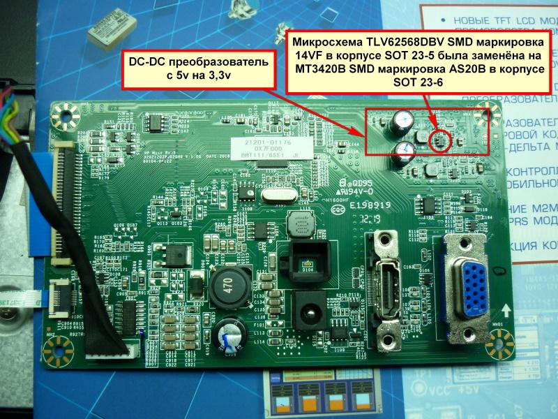 HP 22m 21.5-inch Display